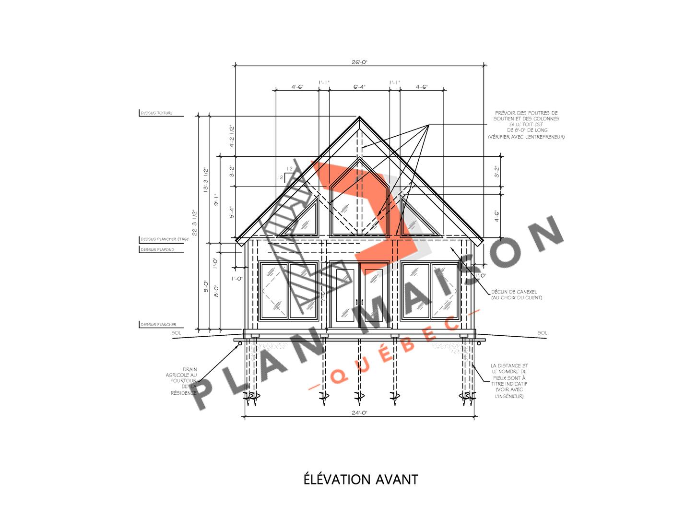 plan pour construction 1