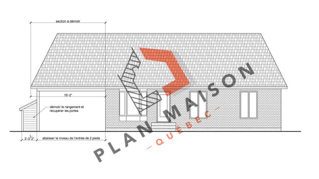 technicien en architecture plan de maison 3