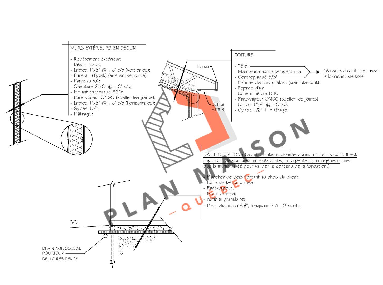 plan pour construction 13