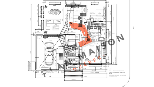plan de maison sur mesure 5