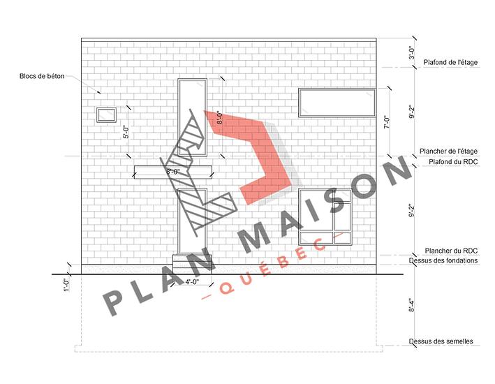 plan amenagement interieur maison