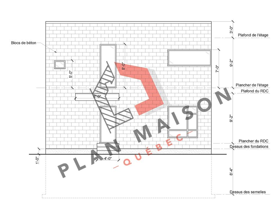 Plan aménagement intérieur maison