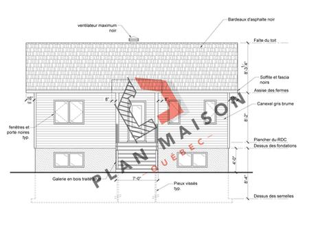 construire sa maison plan 1