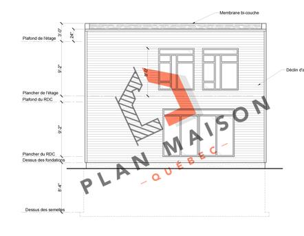 plan amenagement interieur maison 2