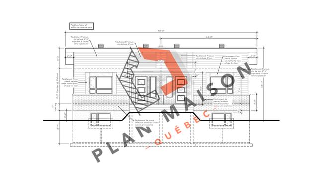 plan maison constructeur 1