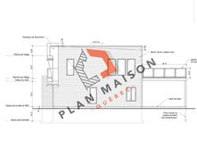 plan maison moderne 2