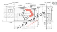 plan detaille maison 3