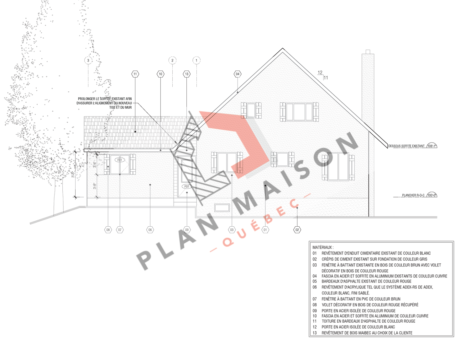 plan architecture 3