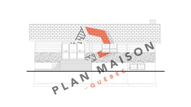 agrandissement maison plan 3