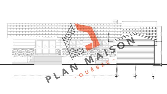 agrandissement maison plan 10