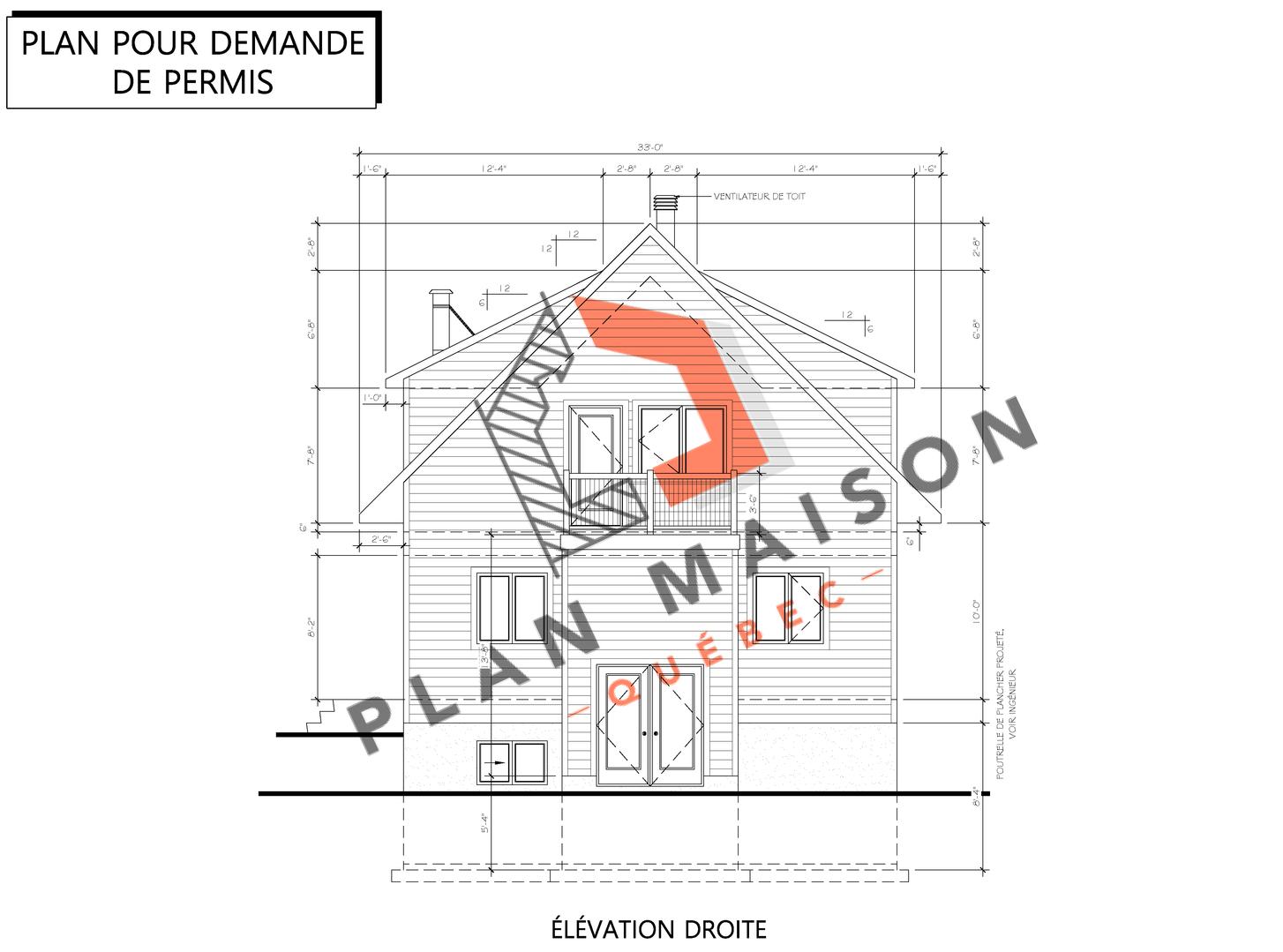 plan de construction 3