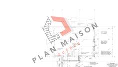 plan extension maison 4