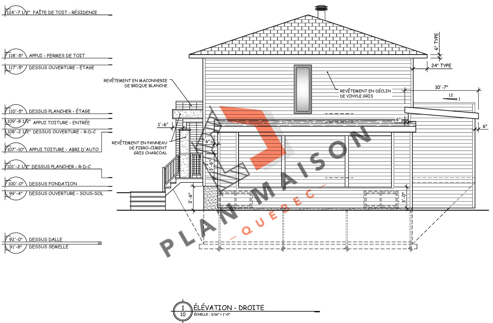 plan pour maison 2