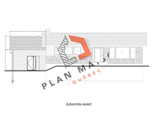 plan agranagrandissement maison plan 8