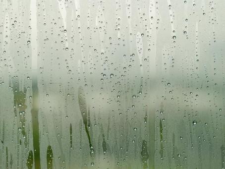 La buée sur la surface de vos fenêtres est-elle normal?
