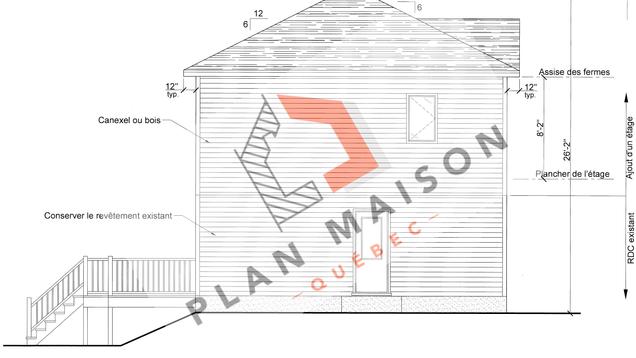 plan amenagement maison 9