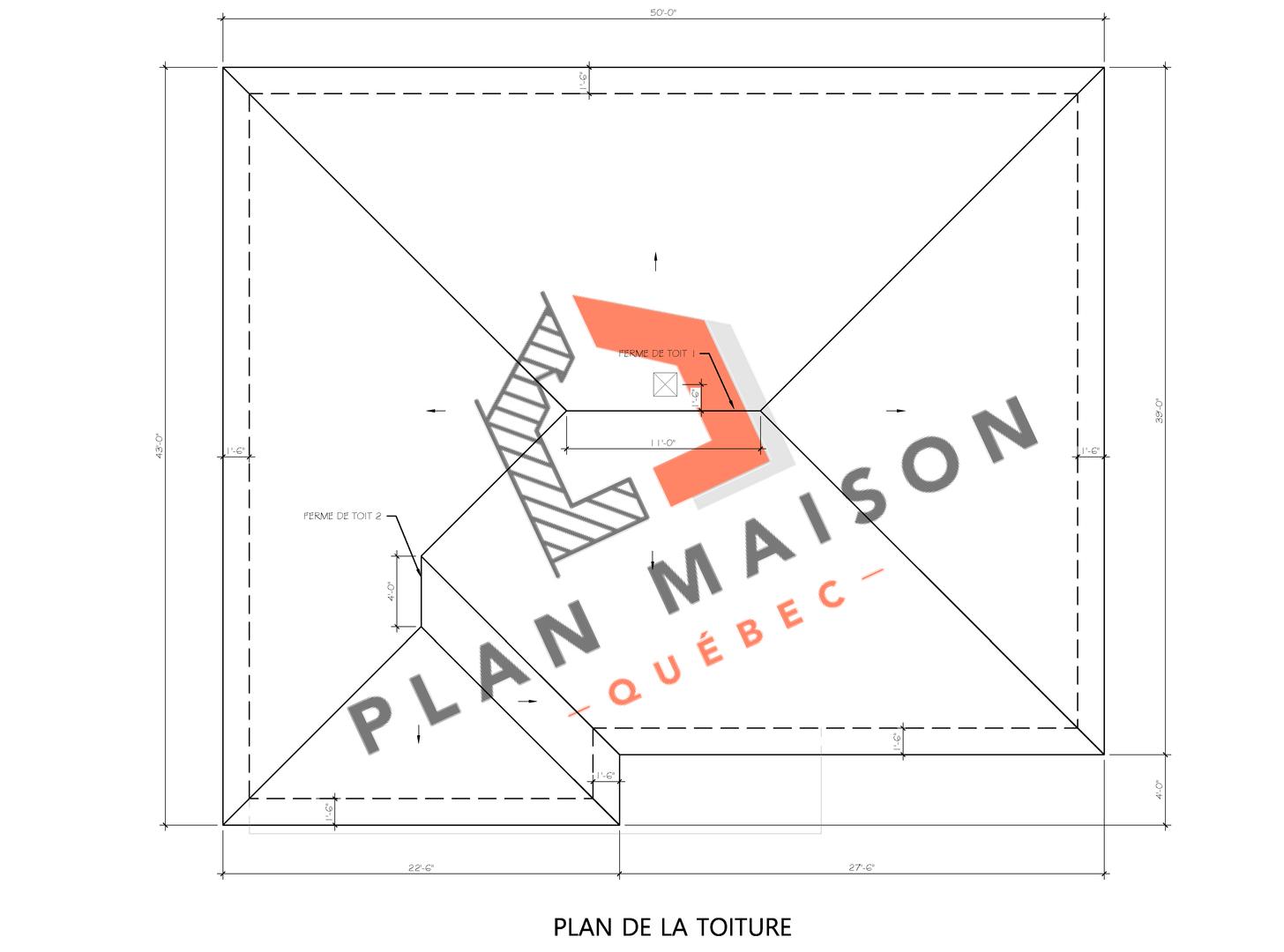 plan de construction de maison 8