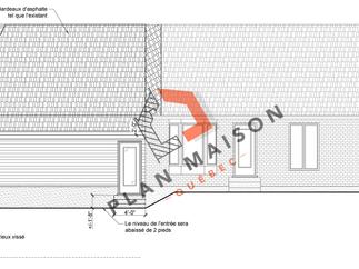technicien en architecture plan de maison 8