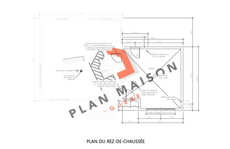 plan agrandissement maison 6
