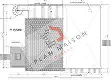 plan de construction appartement 3