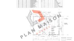 plan extension maison 5