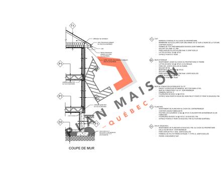 plan de maison constructeur 8