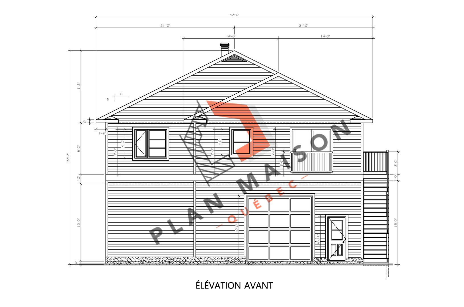 creation de plan de maison 1