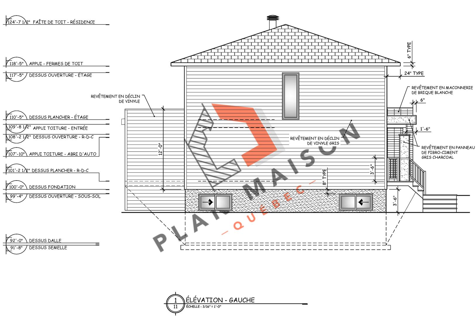 plan pour maison 4