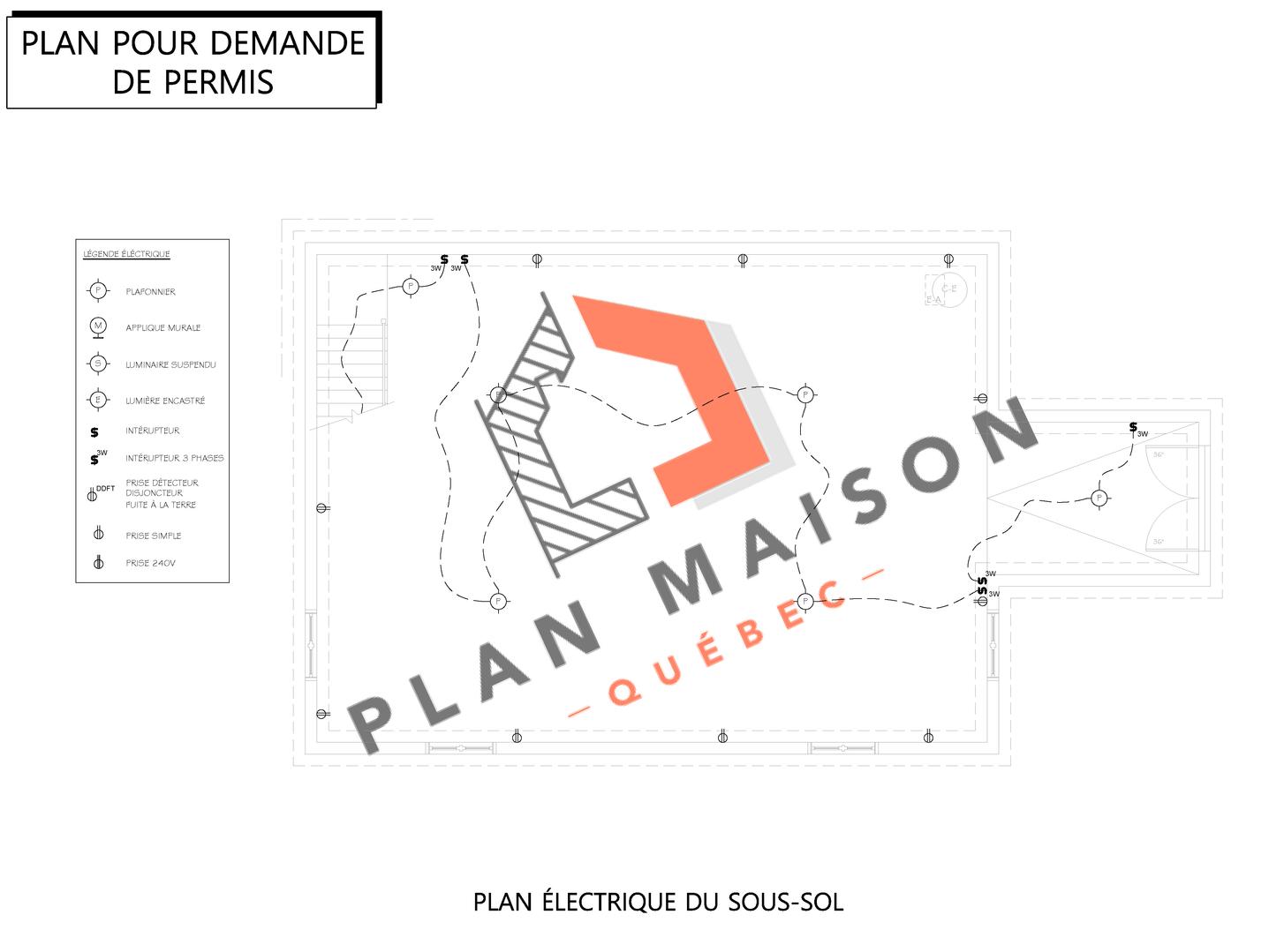 plan de construction 7