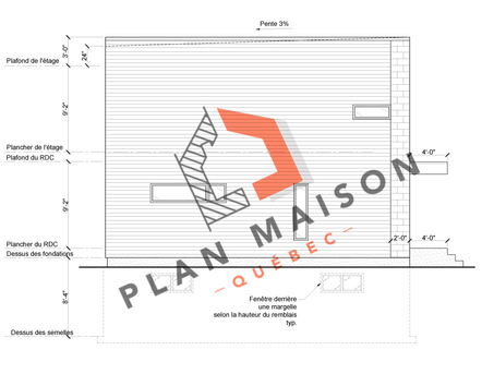 plan amenagement interieur maison 1