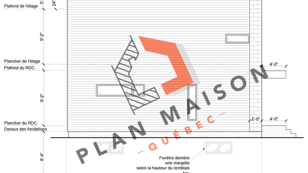 plan amenagement interieur maison 1