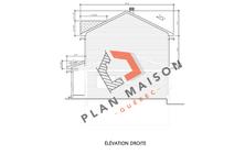 plan maison etage 8