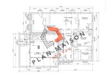 plan maison moderne 7