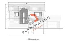 plan maison etage 7