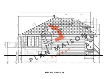 plan de maison sur mesure 4