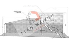 plan de construction appartement 5