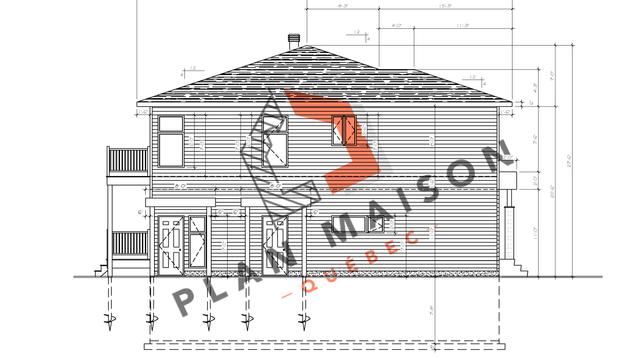 plan de construction de maison 1