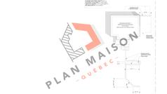 plan extension maison 1