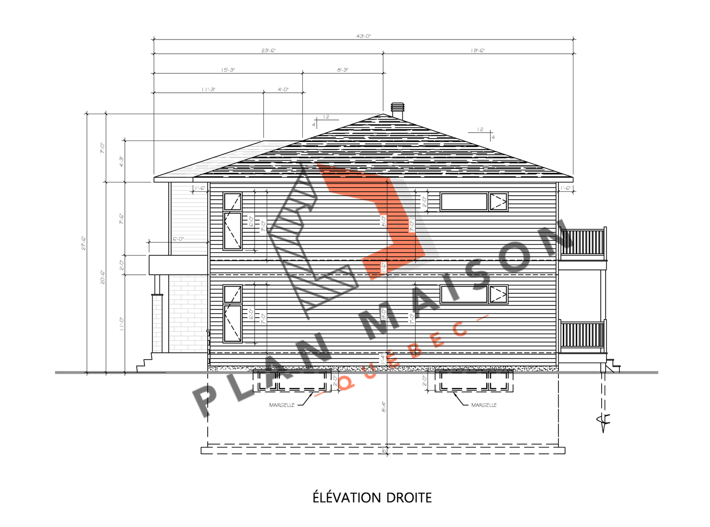 plan de construction de maison 3
