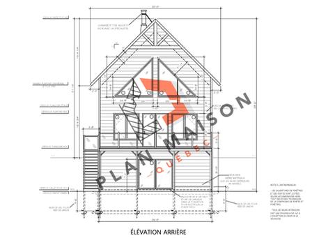 plan construction en bois 1