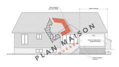 technicien en architecture plan de maison 1