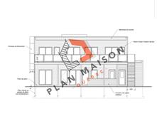 plan maison moderne 3