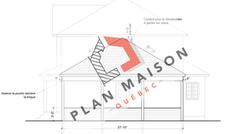 plan de construction batiment 2