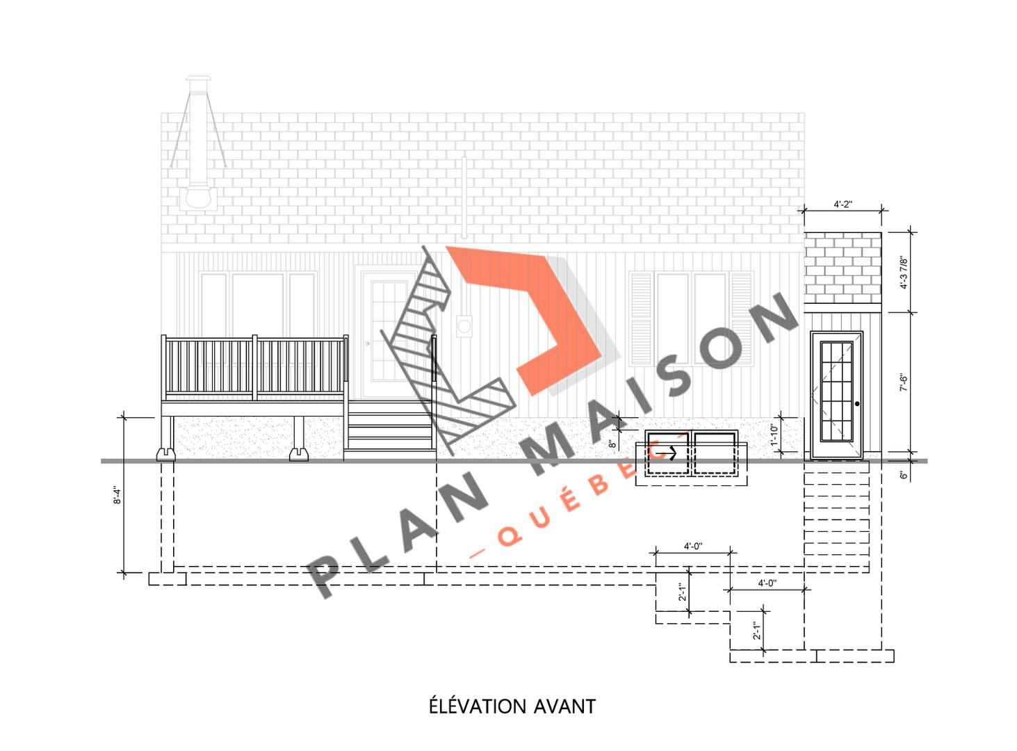 modifier un plan de maison 7