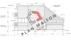technicien en architecture plan de maison 9