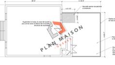 plan de maison facade 6