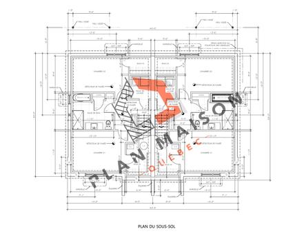 plan maison constructeur 5