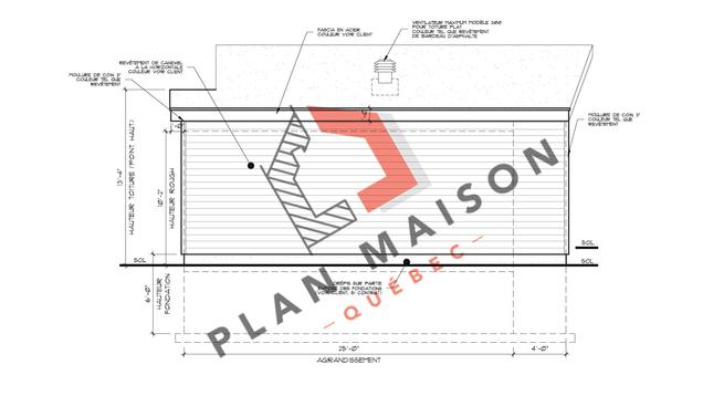plan detaille maison 2