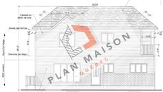 plan amenagement maison 6
