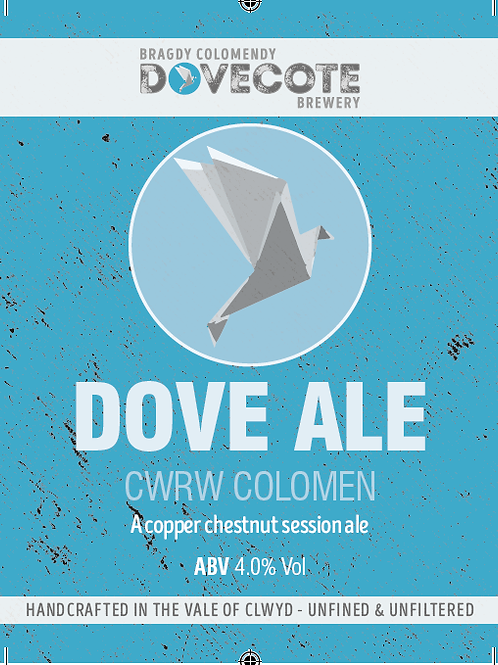 Dove Session Ale 4%
